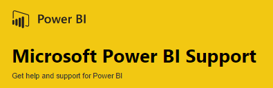 Power BI Support
